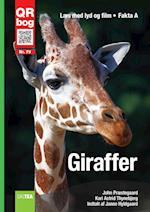 Giraffer - Læs, lyt og se (Vilde dyr A)