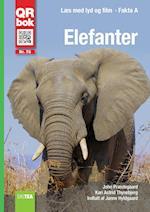 Elefanter - Læs, lyt og se (Vilde dyr A)