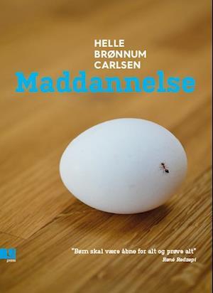 Bog, hæftet Maddannelse af Helle Brønnum Carlsen