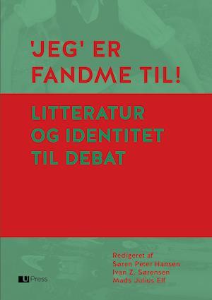 """Bog, hæftet """"Jeg"""" er fandme til! af Anne-Marie Mai, Birgitte Darger, Erik Svendsen"""