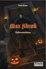 Max Skræk - Halloweenfesten (Max Skræk, nr. 8)