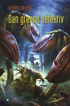 Bog, hardback Den grønne detektiv af Henrik Einspor