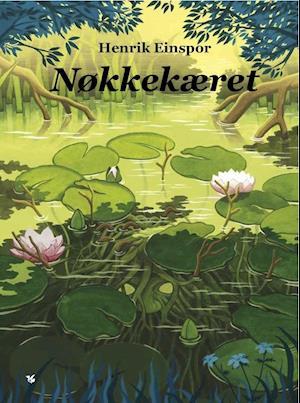 Bog, hardback Nøkkekæret af Henrik Einspor