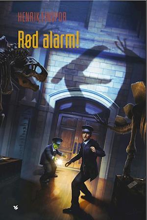Bog, hardback Rød alarm! af Henrik Einspor