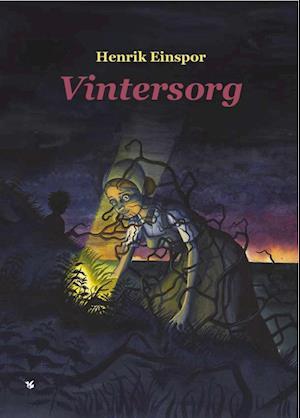 Bog, hardback Vintersorg af Henrik Einspor