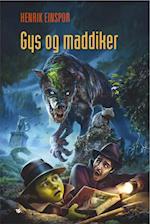 Gys og maddiker (Den grønne detektiv, nr. 3)