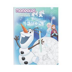 Mandalas Disney Frost Olaf