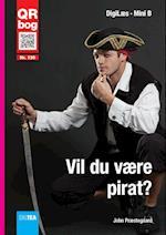 Vil du være pirat? Læs med lyd af John Præstegaard