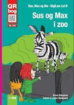 Sus og Max i zoo (Sus Max og Mo bøgerne, nr. 1)
