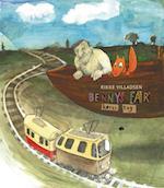 Bennys far kører tog