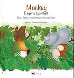 Monkey - Dagens Superhelt (Monkey Dagens Superhelt, nr. 1)