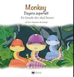 Monkey - Dagens Superhelt (Monkey Dagens Superhelt, nr. 3)