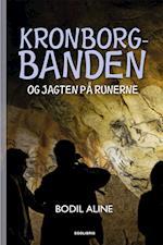 Kronborgbanden og jagten på runerne (Kronborgbanden, nr. 3)