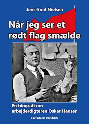 Når jeg ser et rødt flag smælde