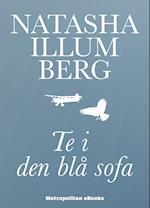 Te i den blå sofa af Natasha Illum Berg