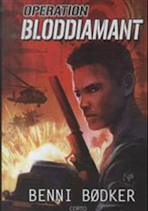 Bog, hardback Bloddiamant af Benni Bødker