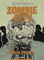 Zombie City 3: Under jorden (Zombie City, nr. 3)