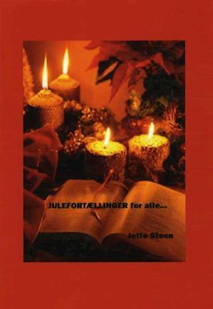 Bog, hæftet Julefortællinger for alle af Jette Steen
