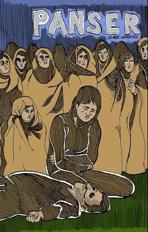 Bog, hæftet Panser af Lea Marie Løppenthin