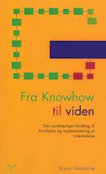 Fra knowhow til viden