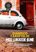 Med lukkede øjne af Gianrico Carofiglio