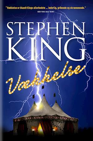 Bog, indbundet Vækkelse af Stephen King