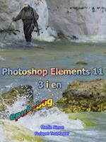 Photoshop Elements 11 Tre i en