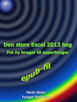 Den store Excel 2013 bog