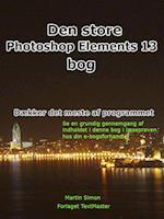 Den store Photoshop Elements 13 bog