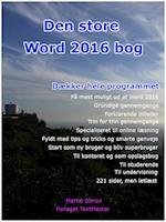 Den store Word 2016 bog