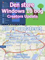 Den store Windows 10 bog Creators Update