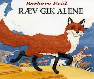 Bog, indbundet Ræv gik alene af Barbara Reid