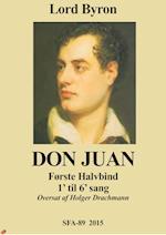 Don Juan I af Lord Byron