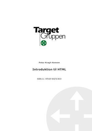 Introduktion til HTML af Peter Kragh Hansen