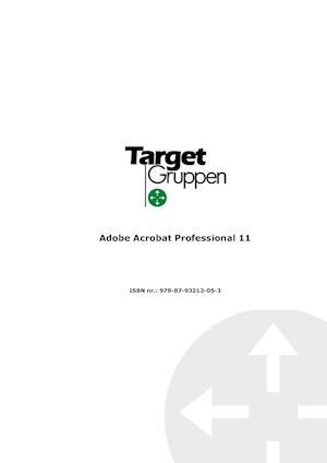 Adobe Acrobat 11 af Peter Kragh Hansen