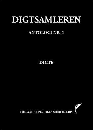 Digtsamleren Antologi Nr. 1 af David A. Jensen, Maja Petrea Fox, Nanna Lundgaard Arbøl