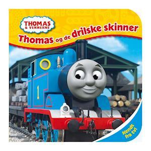 Thomas og de drilske skinner
