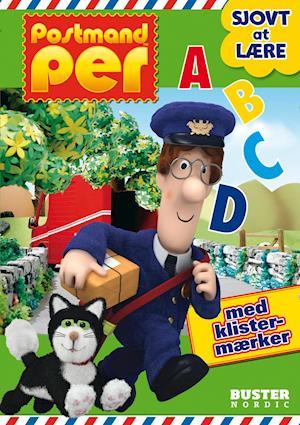 Postmand Per: Sjovt at lære ABC