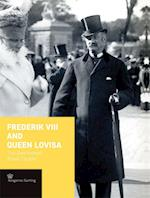 Frederik VIII and queen Lovisa (Kroneserien)
