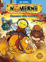 Nomernes vilde væddeløb af Jan Kjær