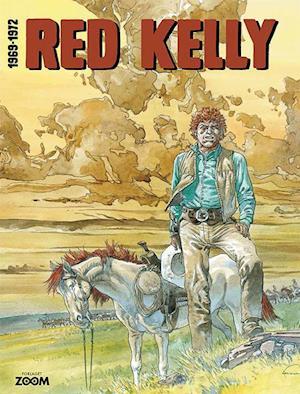 Bog indbundet Red Kelly- 1969-1972 af Hermann Greg