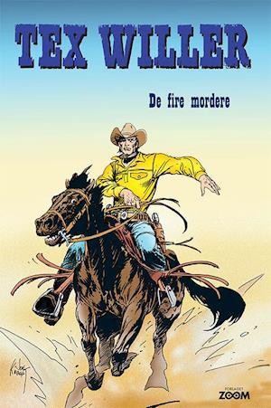Bog, indbundet Tex Willer af Claudio Nizzi