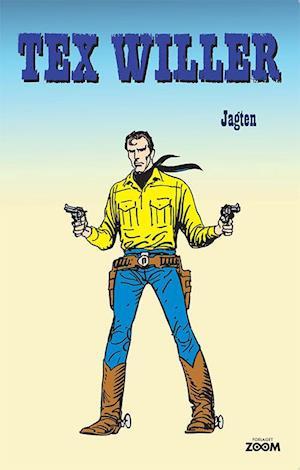 Bog, hæftet Tex Willer: Jagten