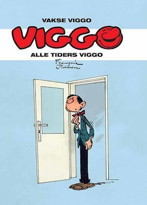 Bog indbundet Viggo - alle tiders Viggo af Franquin
