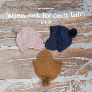 Bog, hæftet Warm knit for cool kids, 2-8 år af Susie Haumann