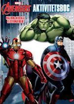 Marvel Avengers Aktivitets bog (Marvel Avengers)