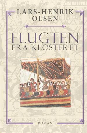 Bog paperback Flugten fra klosteret af Lars-Henrik Olsen