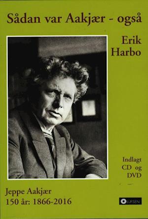 Bog, hæftet Sådan var åkjær - også af Erik Harbo
