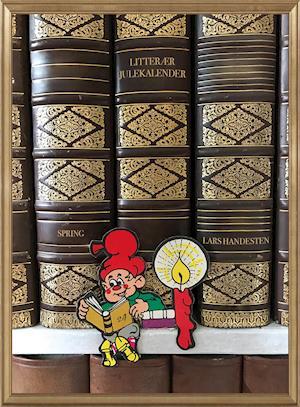 Litterær Julekalender af Lars Handesten