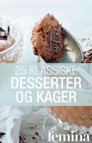25 klassiske desserter og kager